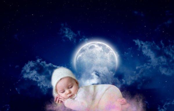 Одаренный светом Луны: Почему самые счастливые рождаются ночью — эзотерик
