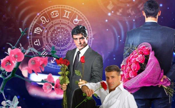 ТОП-3 страстных Зодиака-мужчины на 8 марта