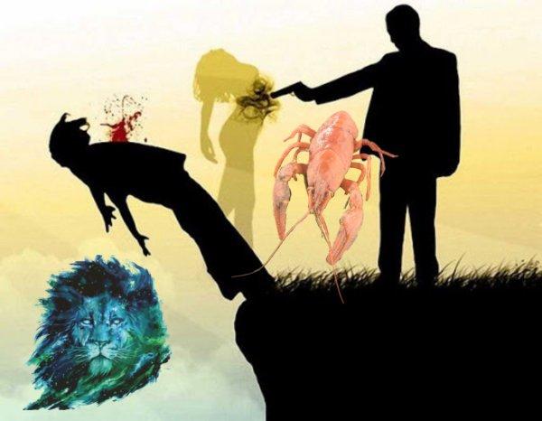 Любовь опасная для жизни: С кем Льву и Раку не по пути