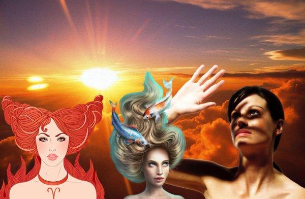 Жертвы Солнца — Рыбы и Овны попадут под «горячую руку»