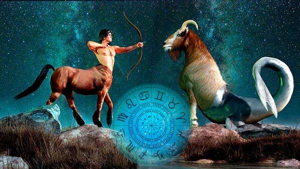 У Стрельца «буря» ниже пояса, а у Козерога паранойя: Гороскоп для Зодиаков