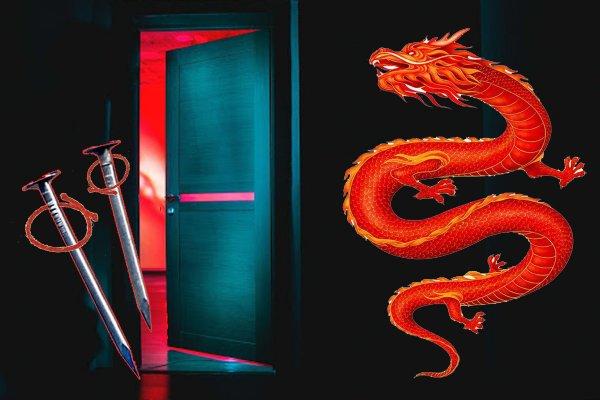 Китайский метод: Два гвоздя защитят дом от болезней