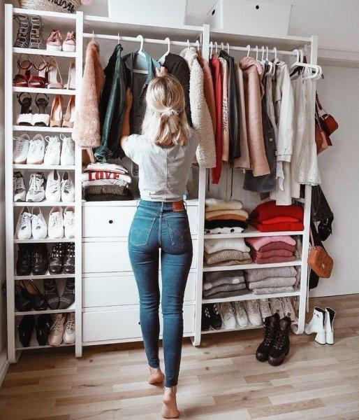 Время обновлять гардероб - Почему нельзя хранить старую одежду