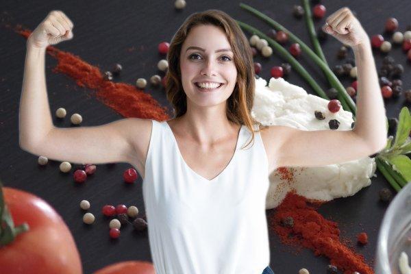 День для пикантной пищи: Как получить быстрый прилив храбрости?