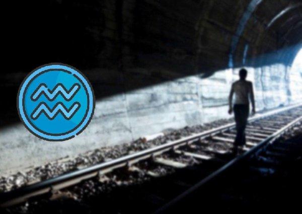 Свет в конце тоннеля: Предстоящая неделя спасет Водолея