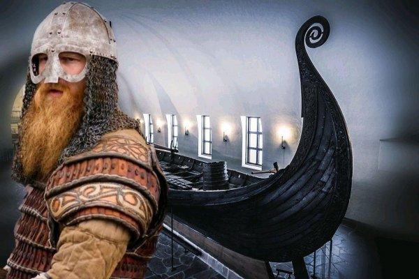 Погребальный корабль викингов раскопают археологи в Норвегии