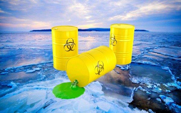Во льдах Арктики ученые обнаружили токсичный след новых фреонов
