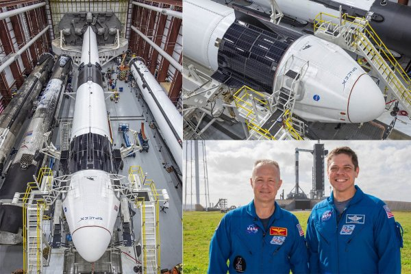 SpaceX готовится забрать у «Роскосмоса» один из источников прибыли