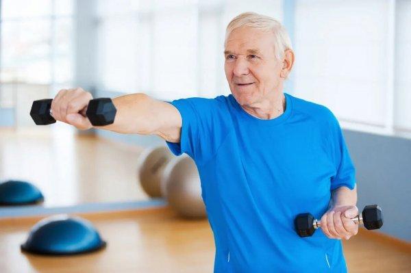 Фитнес улучшает состояние каждого второго больного Альцгеймером