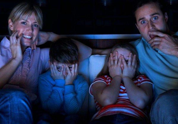 Фильмы ужасов снимают стресс, повышают иммунитет и помогают похудеть