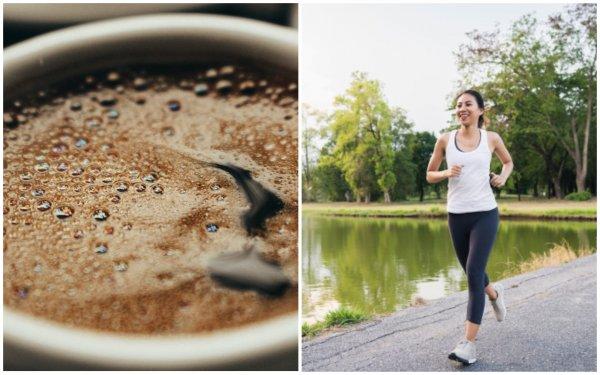 Спорт способен заменить утренний кофе