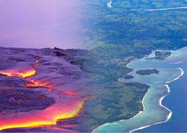 Учёные нашли крупнейшее вулканическое плато под Новой Зеландией