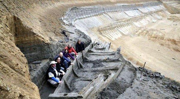 В сербской угольной шахте нашли древний римский корабль