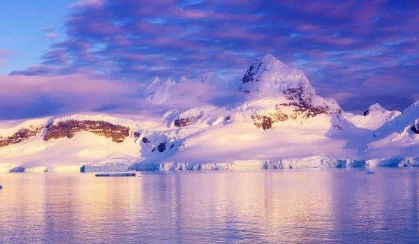 Воздух у берегов Антарктиды признали самым чистым на Земле