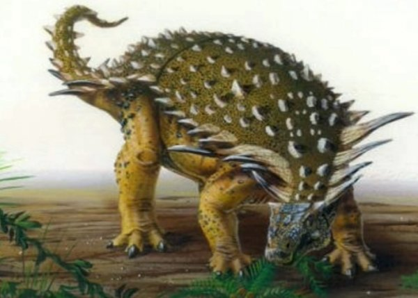 Ученые определили основной рацион динозавра, жившего 110 миллионов лет назад