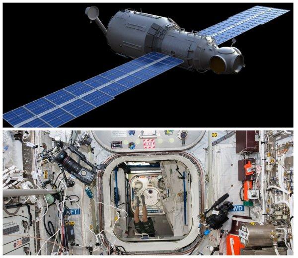 МКС проводит измерения бензола в российском модуле «Звезда»