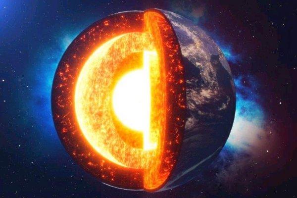 Между мантией и ядром Земли найдены редкие геологические структуры