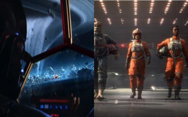 ЕА анонсировали Star Wars: Squadrons и озвучили системные требования