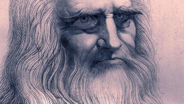 Леонардо да Винчи мог создавать свои шедевры благодаря фотографическому зрению