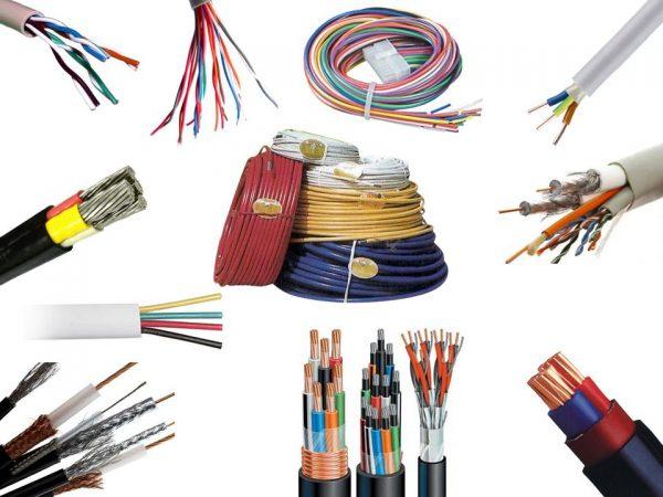 Оптовая продажа кабелей и проводов по приятным ценам