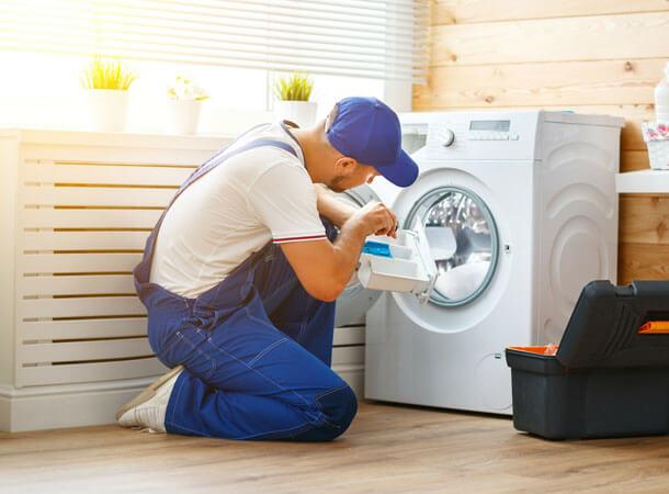 Ремонт стиральных машин на дому у клиентов