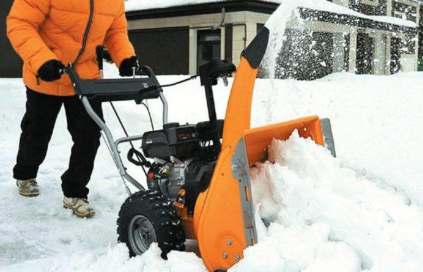 Большой выбор качественных снегоуборочных машин